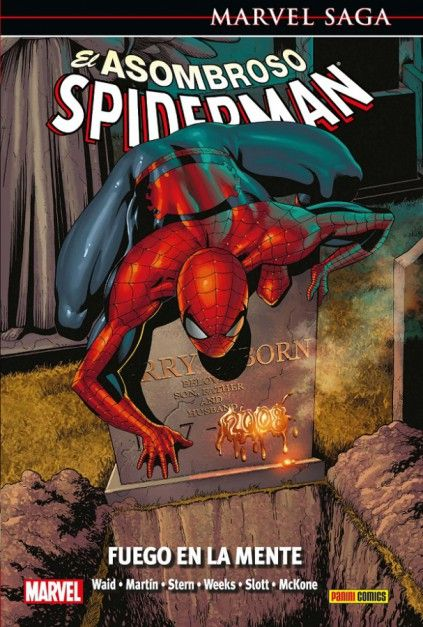 MARVEL SAGA. SPIDERMAN 19