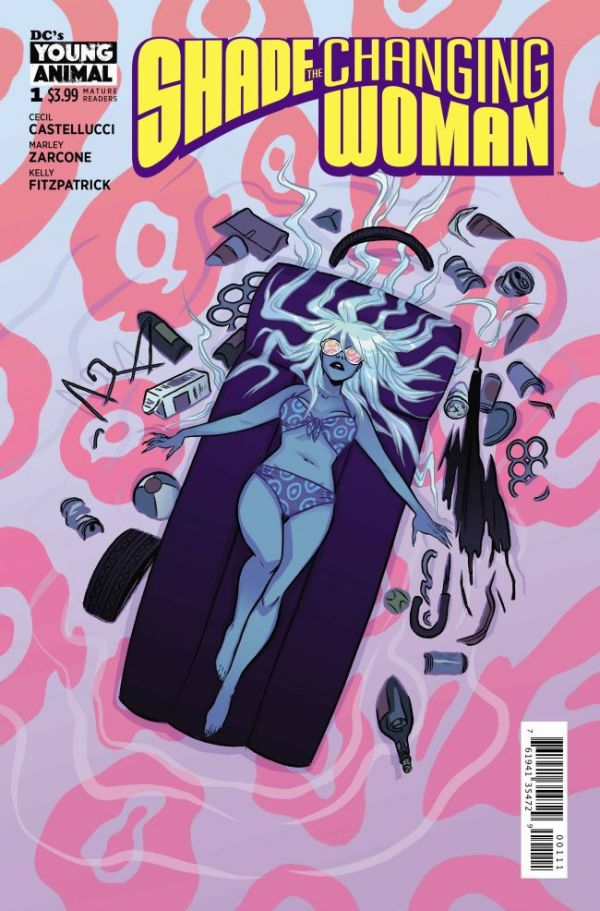 SHADE THE CHANGING WOMAN #1