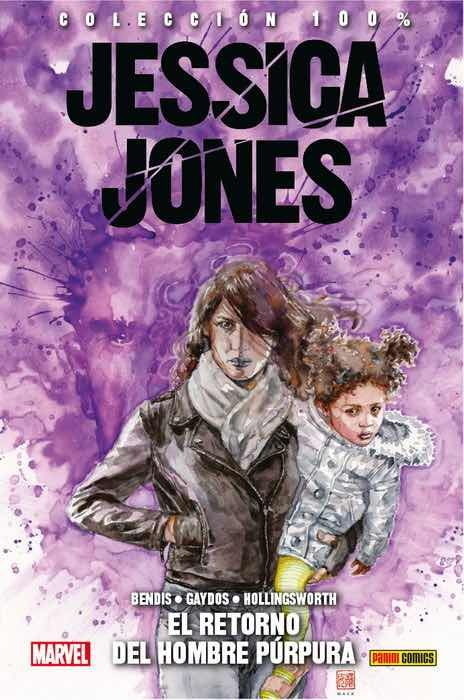 100% Marvel HC. Jessica Jones 03
