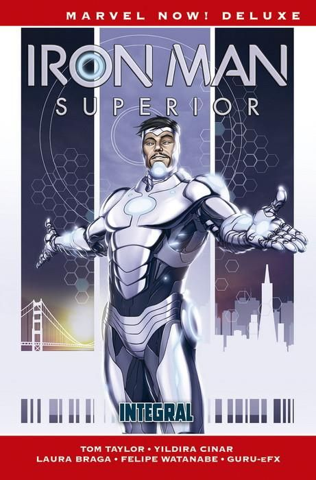 Iron Man Superior (Cómic Marvel Now! Deluxe)