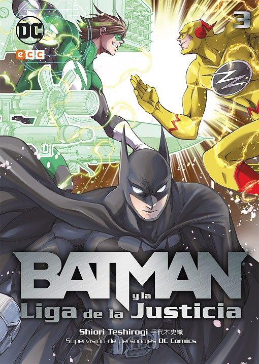 BATMAN Y LA LIGA DE LA JUSTICIA 04