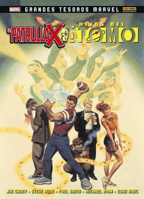 Grandes Tesoros Marvel 03. La Patrulla-X: Hijos del Átomo