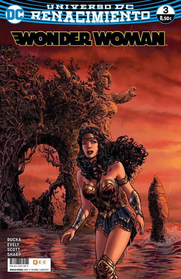 Wonder Woman núm. 03 (Renacimiento)