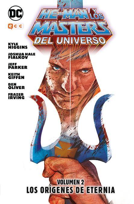 He-Man y los Masters del Universo vol. 02. Los orígenes de Eternia