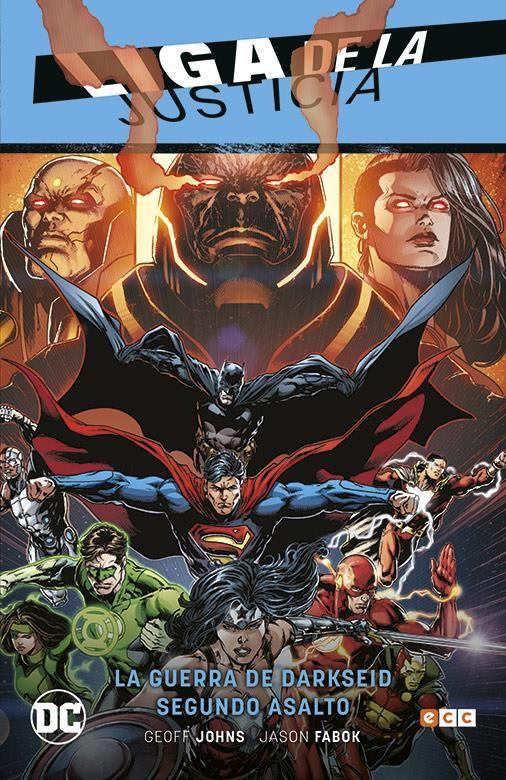 Liga de la Justicia vol. 10: La guerra de Darkseid–Segundo asalto
