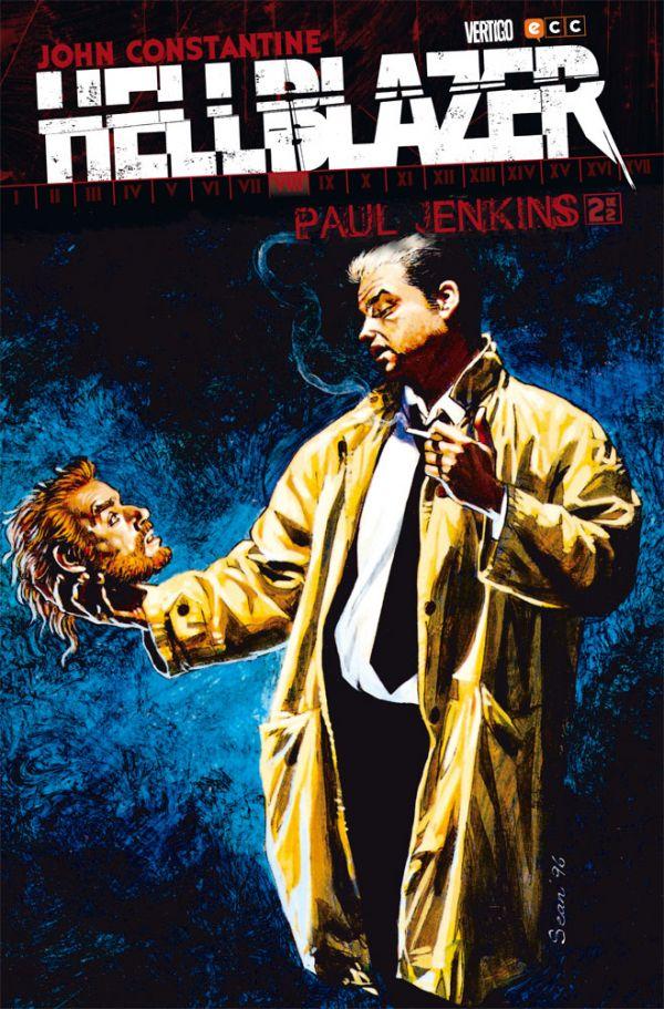 Hellblazer: Paul Jenkins núm. 02 (de 2)