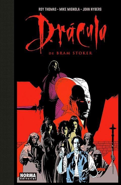 Drácula de Bram Stoker. Edición especial en Blanco y Negro