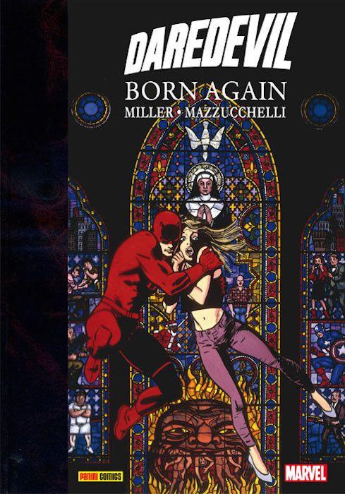 Colección Frank Miller. Daredevil: Born Again
