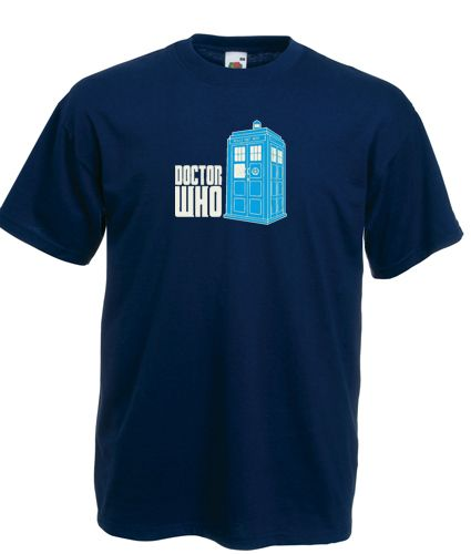 CAMISETA DR.WHO (TALLA L)