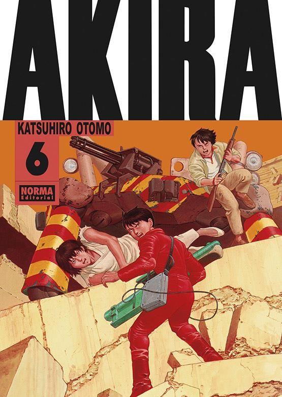 Akira Edición Original 06 ( de 6)