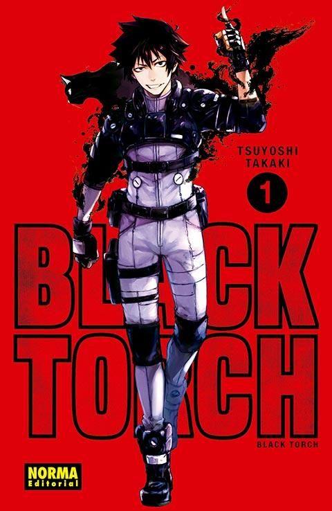BLACK TORCH 01 (DE 05)
