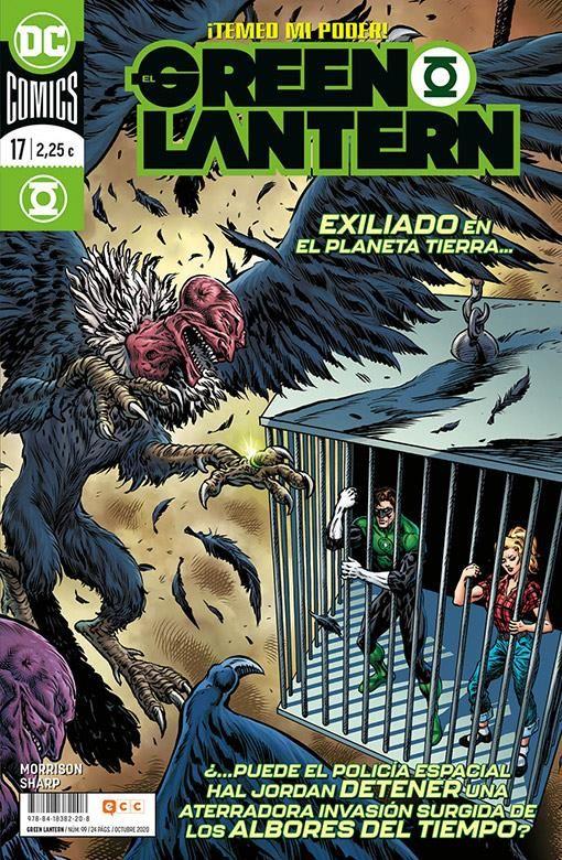 EL GREEN LANTERN 17