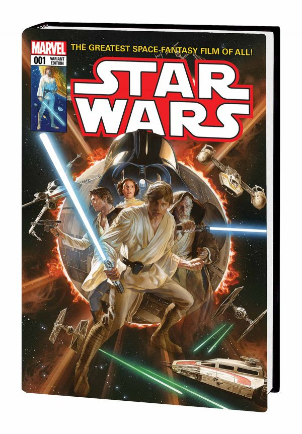 STAR WARS MARVEL COVERS HC VOL 01 -OFERTA 30%-