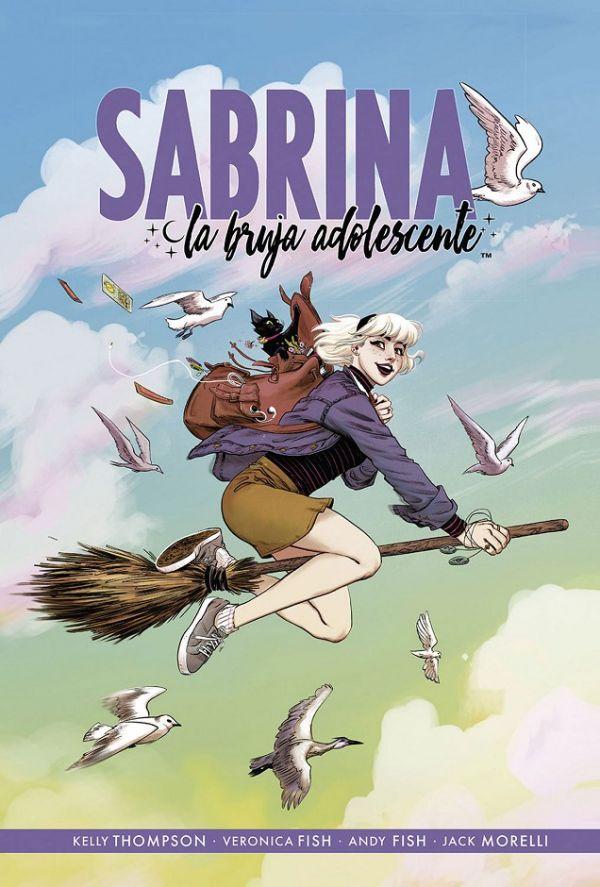 SABRINA, LA BRUJA ADOLESCENTE 01