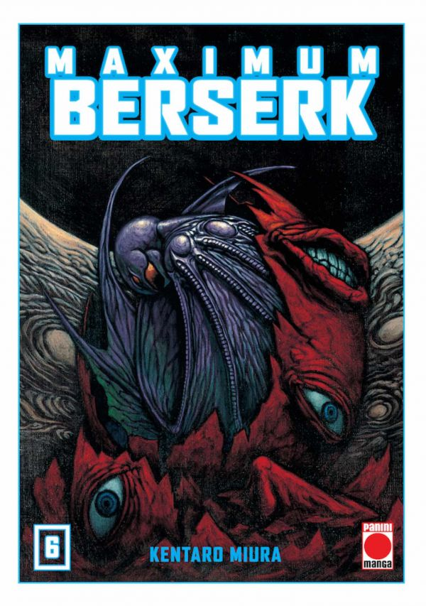 MAXIMUM BERSERK 06