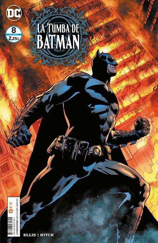 La tumba de Batman 08 (de 12)