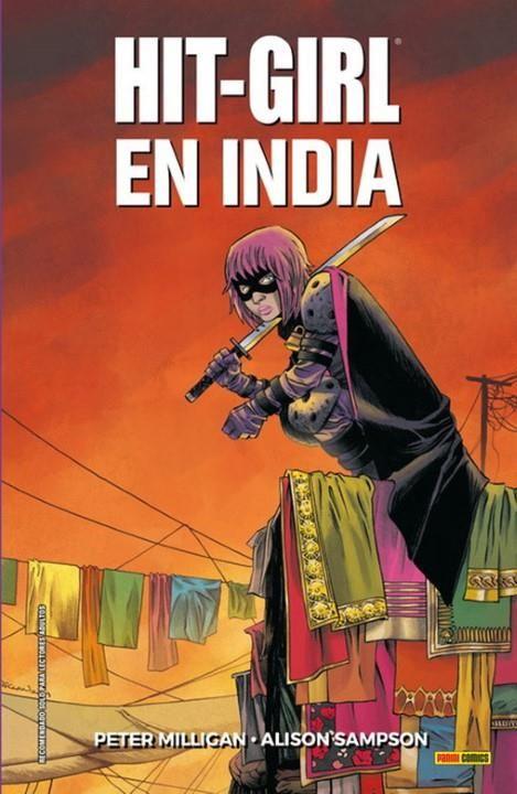 HIT-GIRL 06. EN LA INDIA