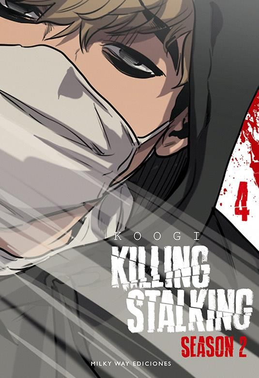 Killing Stalking Season 2 vol. 04