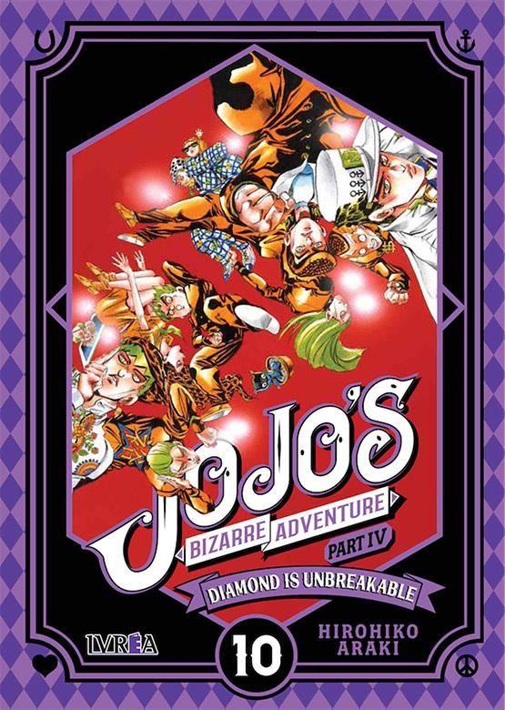 JOJO'S BIZARRE ADVENTURE. PART IV: DIAMOND IS UNBREAKABLE 10