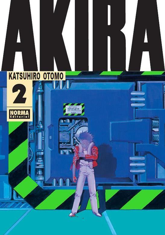 Akira Edición Original 02 ( de 6)