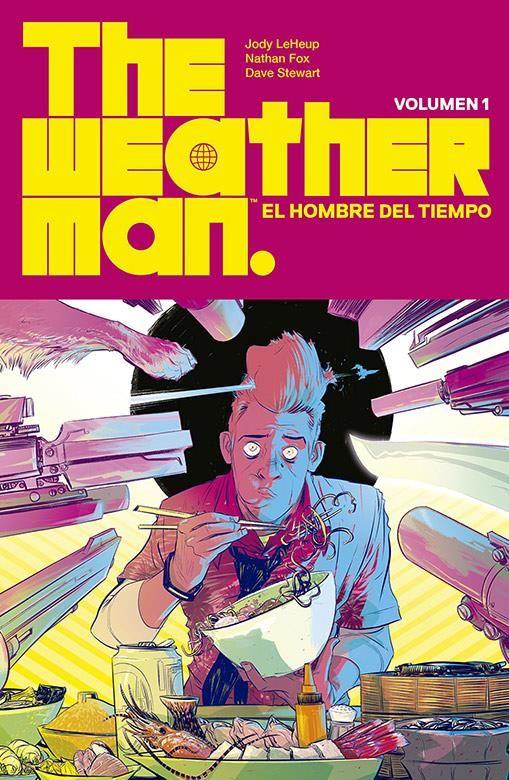 The Weatherman 01. El hombre del tiempo