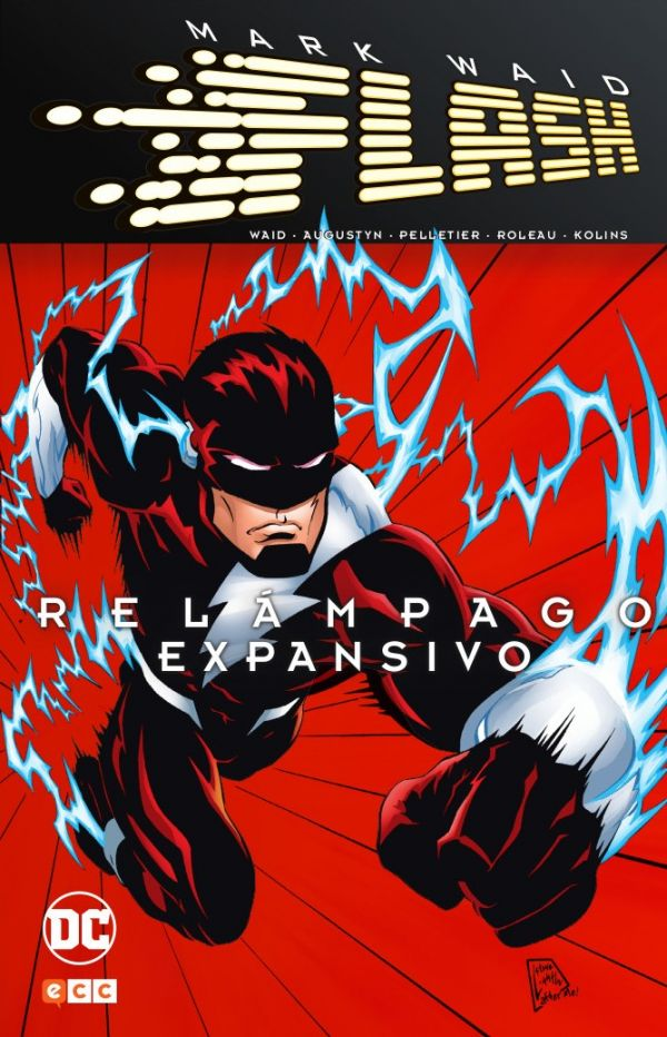 Flash de Mark Waid 07: Relámpago expansivo