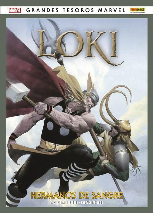 Grandes Tesoros Marvel 02. Loki