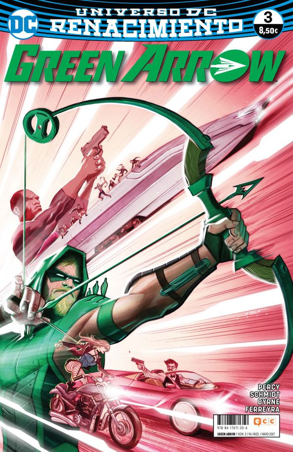 Green Arrow núm. 03 (Renacimiento)
