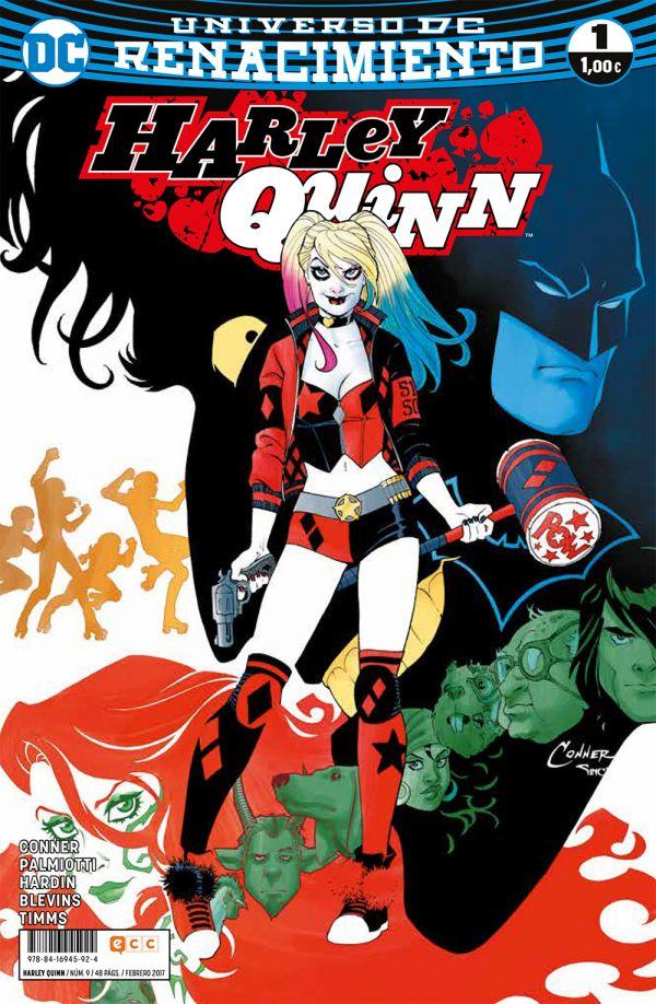 Harley Quinn núm. 01 (Renacimiento)