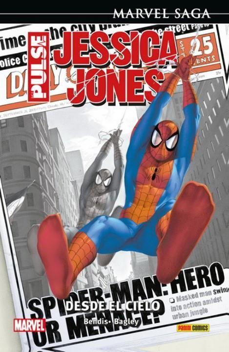 Marvel Saga. Jessica Jones: The Pulse 1. Desde el cielo