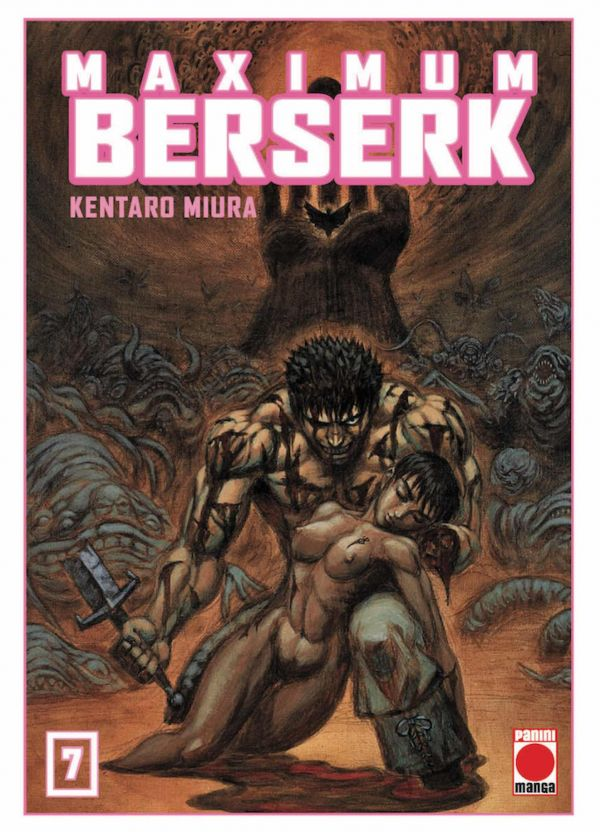 MAXIMUM BERSERK 07