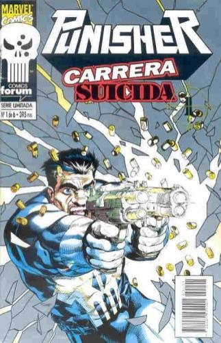 PUNISHER: CARRERA SUICIDA