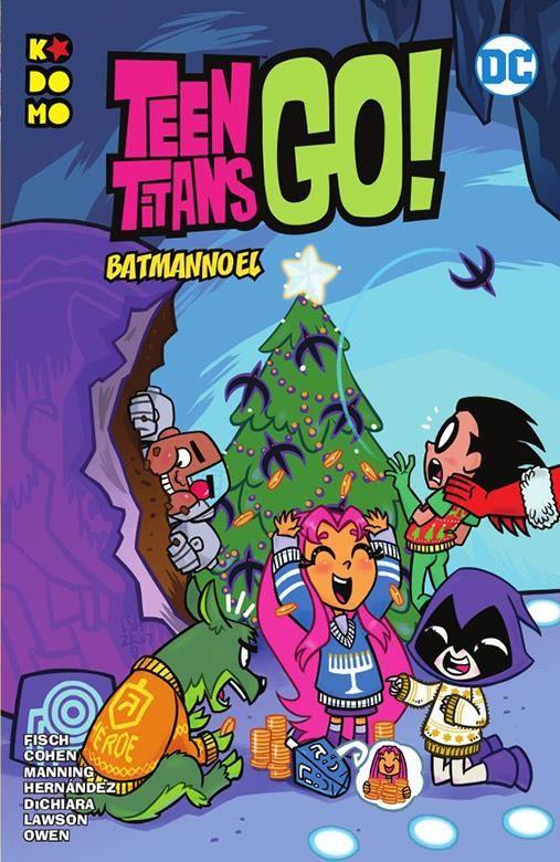 Teen Titans Go! núm. 09