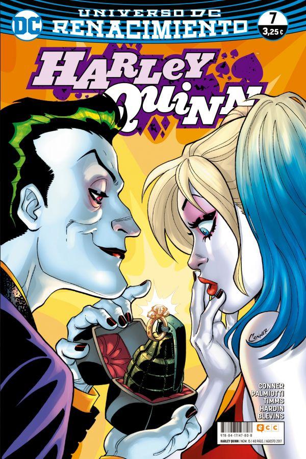 Harley Quinn núm. 07 (Renacimiento)
