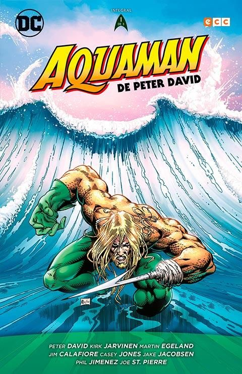 AQUAMAN DE PETER DAVID 01 (DE 03)