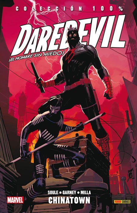 100% Marvel. Daredevil: El Hombre sin Miedo 09
