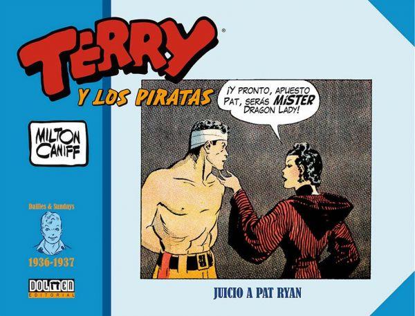 Terry y los Piratas: 1936-1937