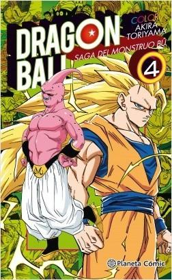 DRAGON BALL COLOR. SAGA DEL MONSTRUO BÚ 04