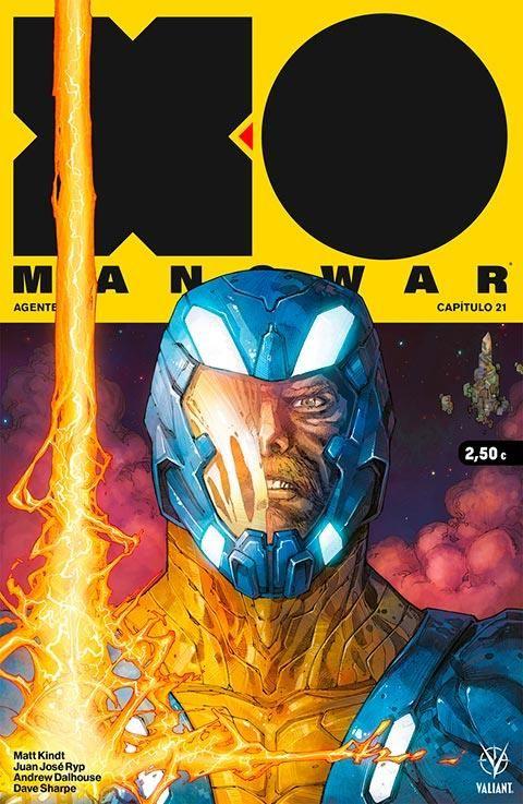 X-O MANOWAR 21