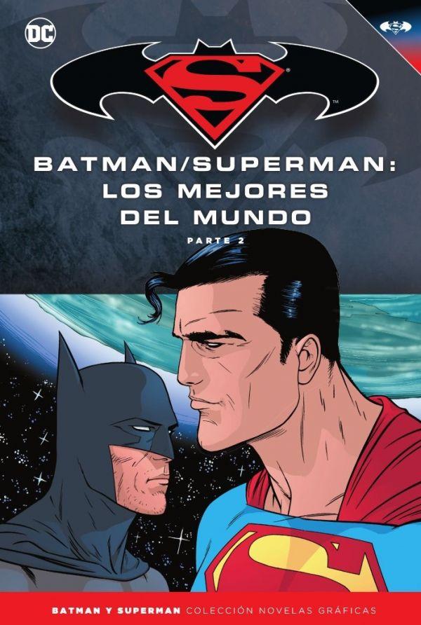 Batman y Superman - Colección Novelas Gráficas núm. 50: Los mejores del mundo (Parte 2)