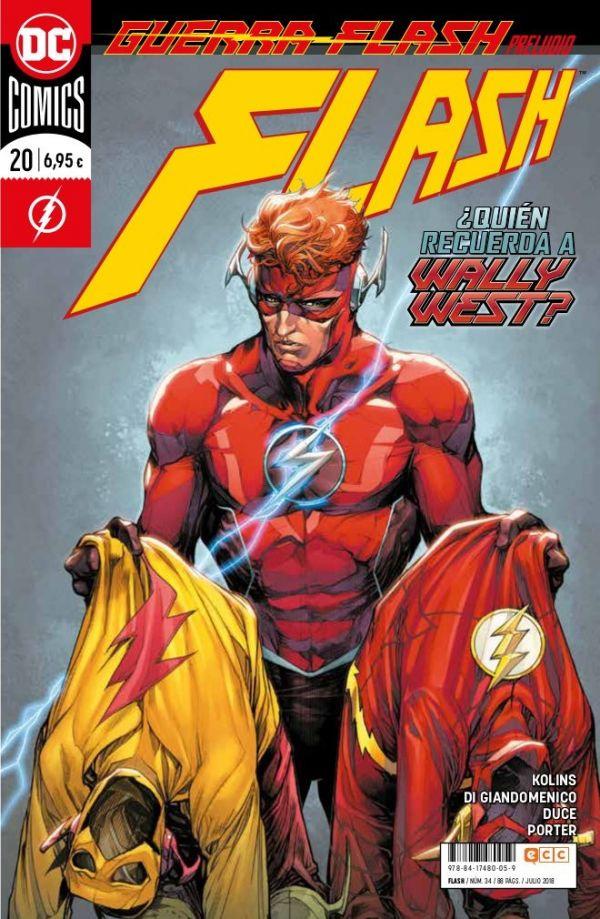 Flash núm. 20 (Renacimiento)