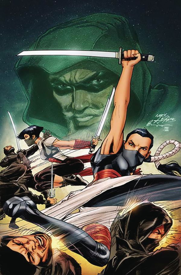 GREEN ARROW #7 (PORTADA VARIANTE DE NEAL ADAMS)