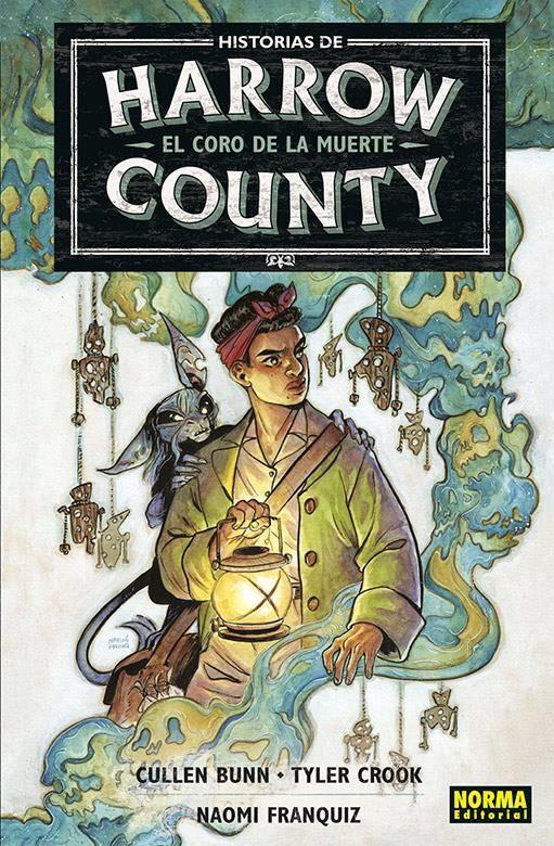Historias de Harrow County 01. El coro de la muerte