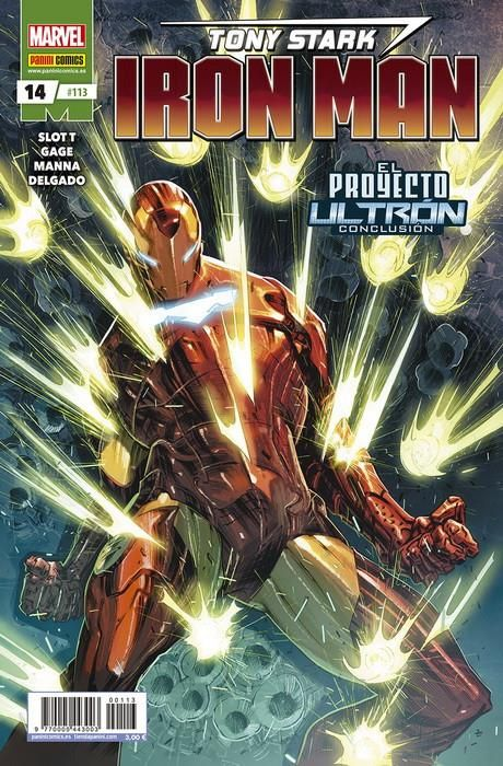 TONY STARK: IRON MAN 14 (113)