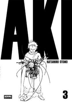 AKIRA 03 (COLOR)