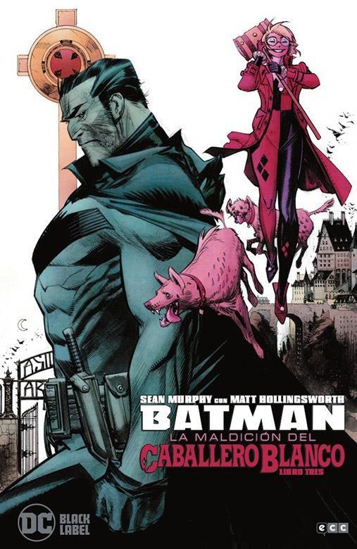 Batman: La maldición del Caballero Blanco 03 (de 8)
