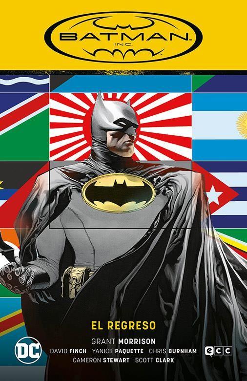 Batman Inc. vol. 01: El regreso