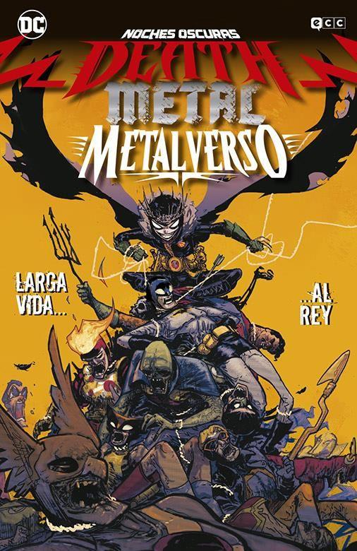 Death Metal: Metalverso 03 (de 6)
