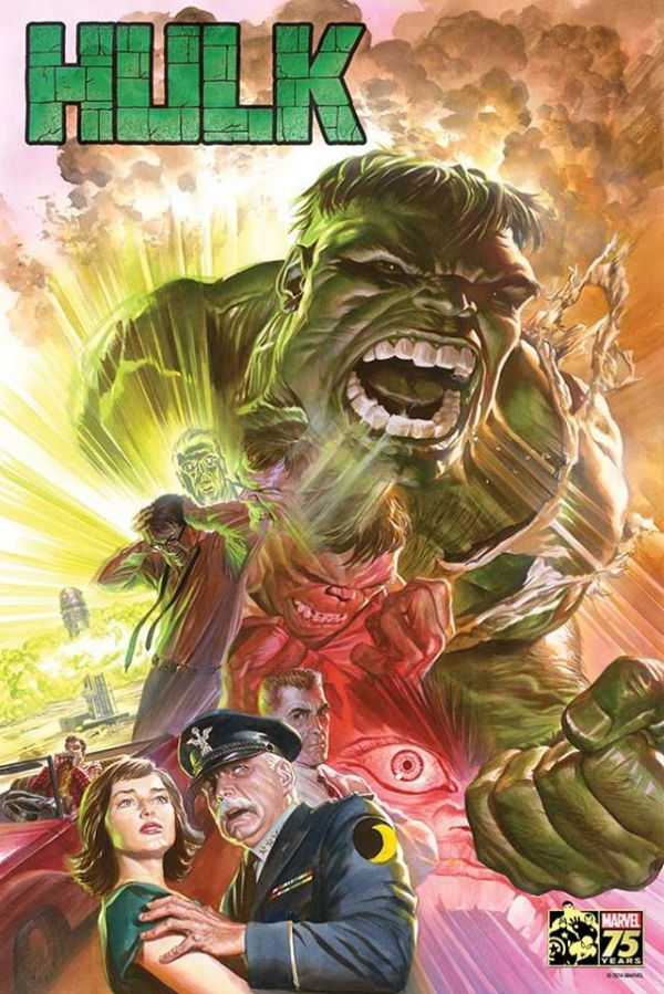 HULK POR ALEX ROSS