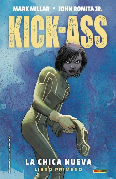 Kick-Ass 01. La chica nueva